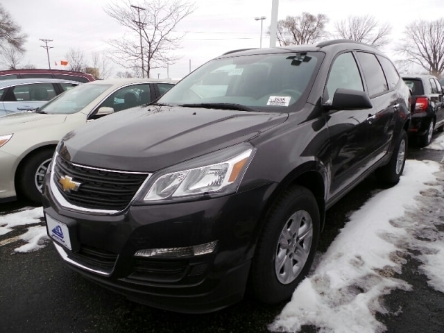 2015 Chevrolet Traverse FWD 4dr LS  Federal Emissions Requirements Heavy-Duty Cooling System Tr