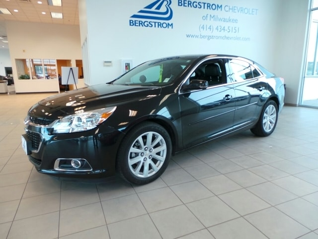 2014 Chevrolet Malibu 4DR SDN LT W2LT CARFAX guarantees this to be a 1 Owner car We stand behind