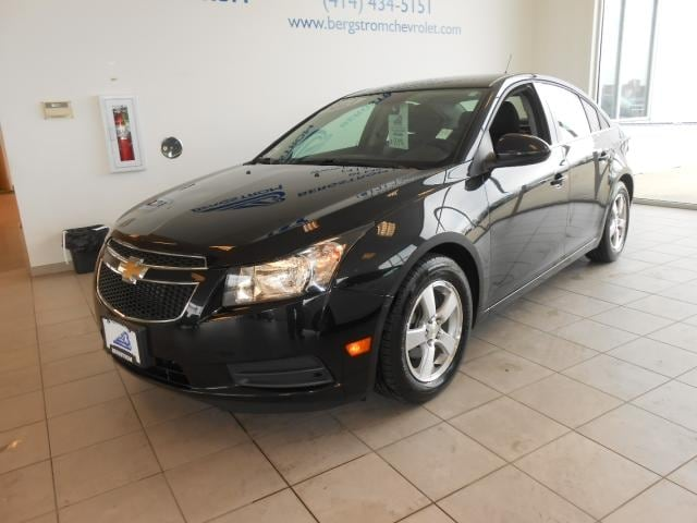 2013 Chevrolet Cruze 4dr Sdn Man 1LT Our Certified Pre-Owned Vehicles never last long dont wait C