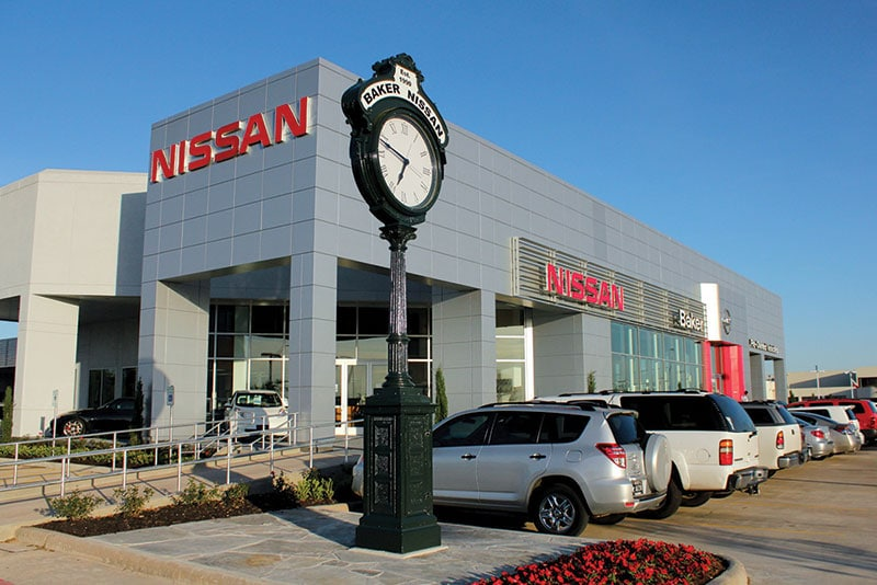 Houston Nissan & Used Car Dealer | McDavid Nissan serving ...