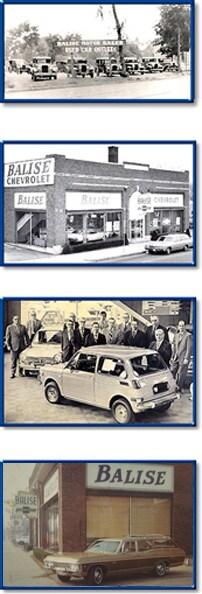 History Of Balise Balise Hyundai