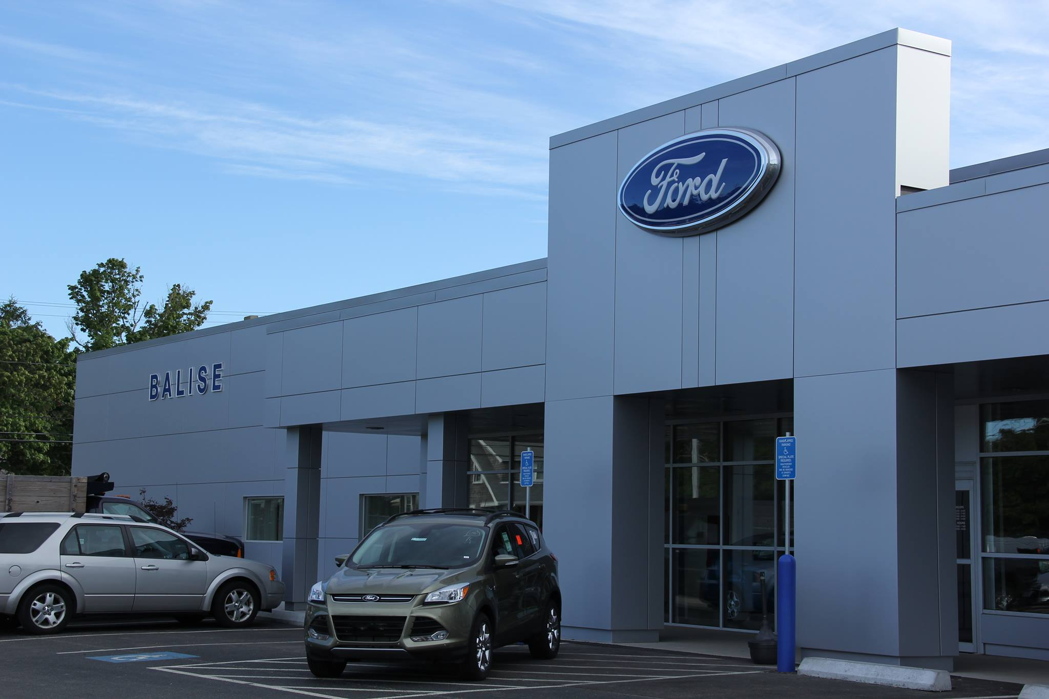 Balise Ford Cape Cod - New Ford Dealer &  Used Car Dealership