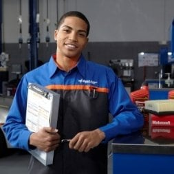 Ford trained service tech