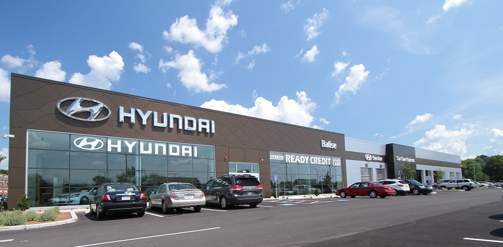 Balise Hyundai: new & used Hyundai dealership