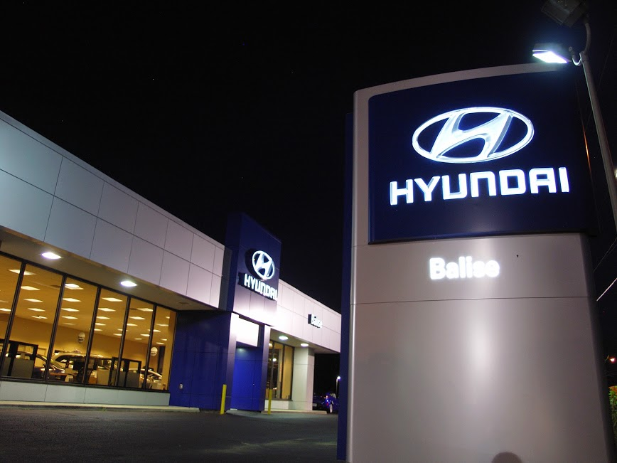 Balise Hyundai Dealership on Cape Cod