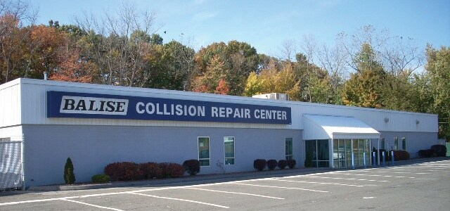 Balise Auto Body Repair & Collision Shop in West Springfield, MA