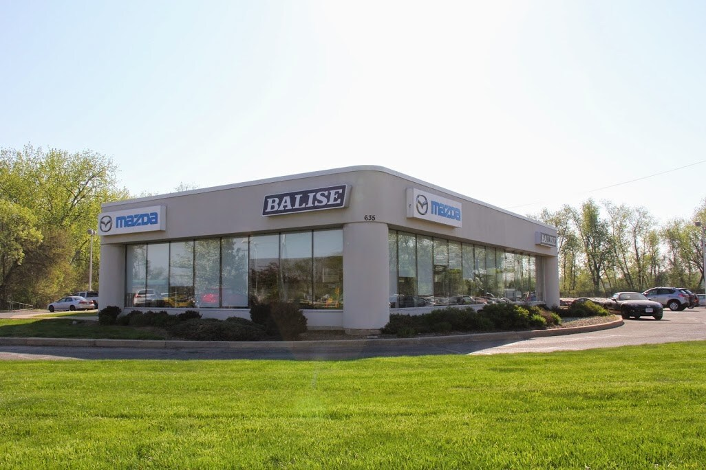 Balise Mazda, a new & used Mazda dealer in MA near CT