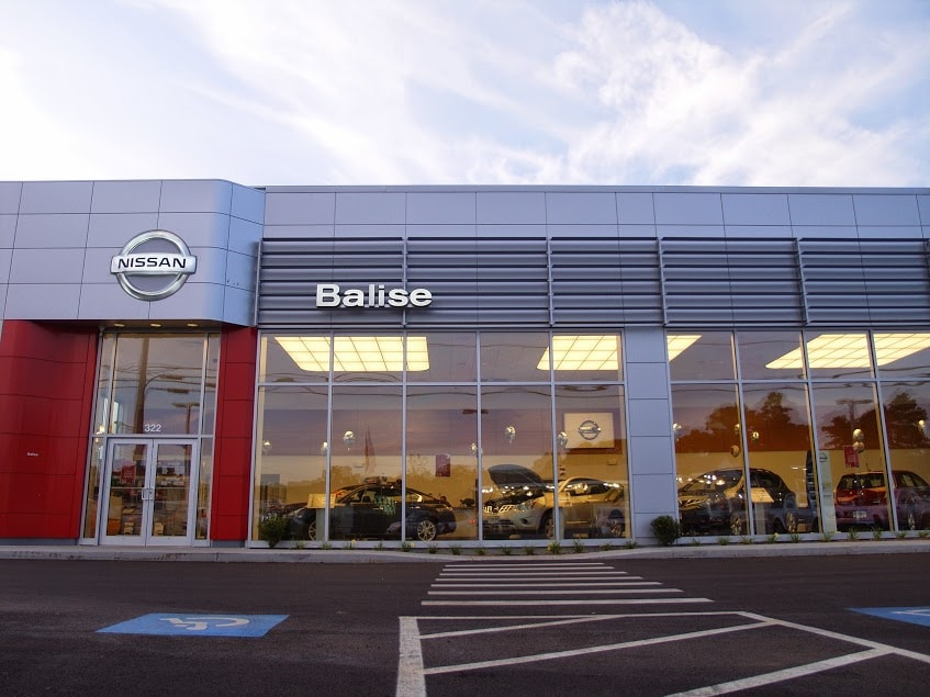 Balise Nissan of Cape Cod, a new & used Nissan dealer