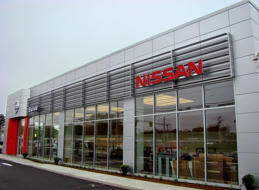 Balise New & used Nissan Dealer of Cape Cod