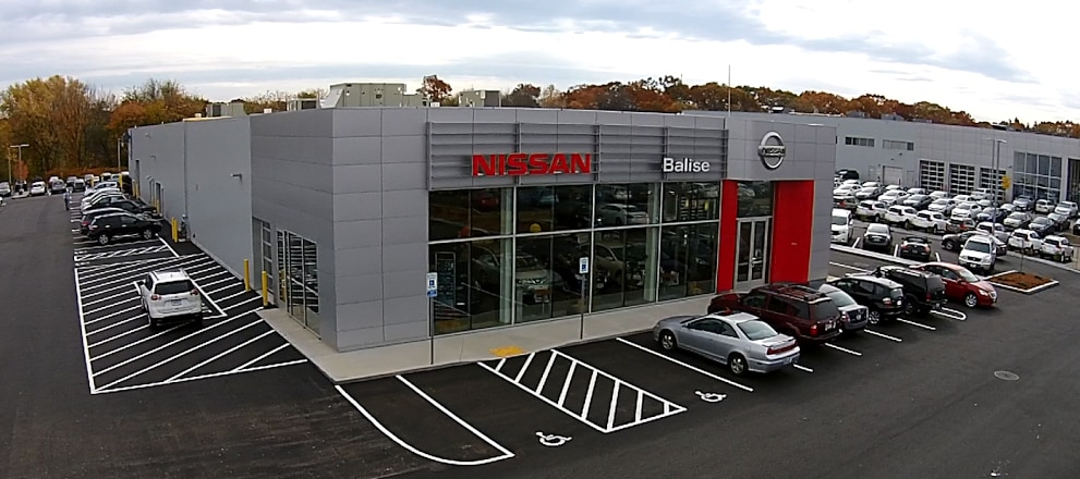 Balise Nissan of Warwick, a New & Used Nissan dealer near Newport RI