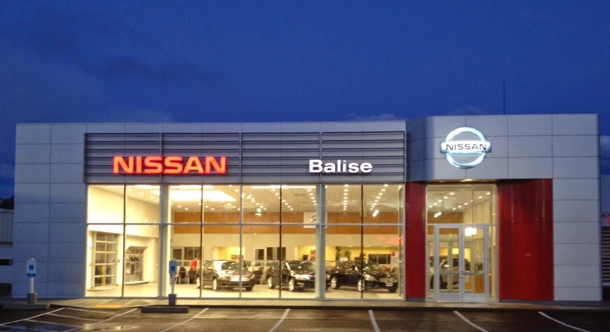 Balise Nissan of Warwick Dealership