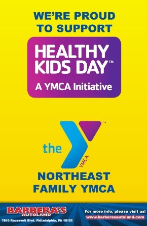Healthy Kids Day Northeast Family YMCA