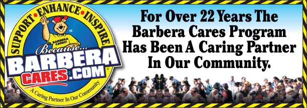 Barbera Cares Program Philadelphia