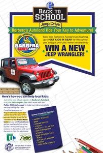 Philadelphia Jeep Wrangler