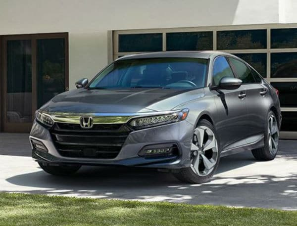 Baron Honda 2018 Accord