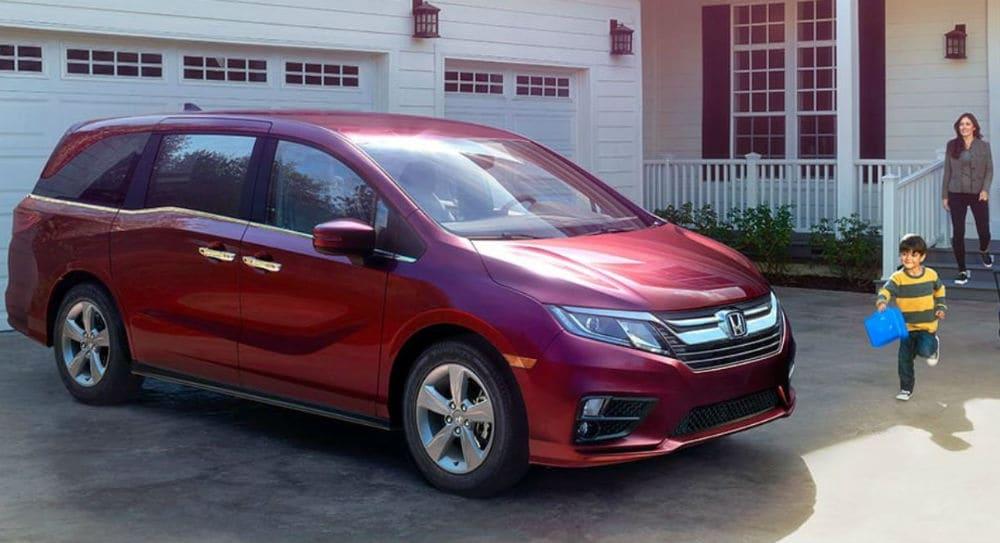 Honda Odyssey Baron Honda Holbrook,NY 11741