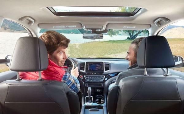 Baron Honda 2019 Ridgeline Driving Medford, NY