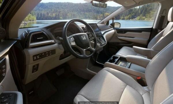 Baron Honda 2019 Odyssey