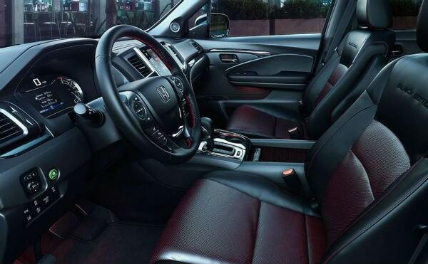 Baron Honda 2019 Ridgeline Front Seat Medford, NY