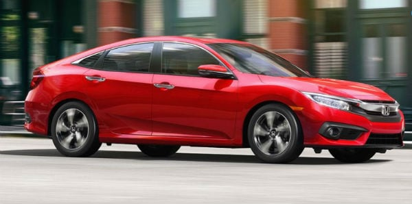 Baron Honda 2018 Civic