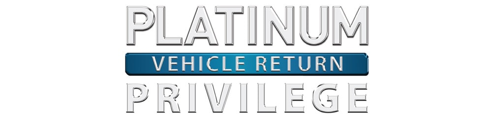 Platinum Privilege Vehicle Return