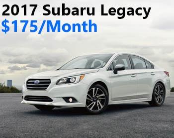2017 Subaru Legacy Lease Offer