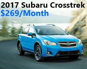 2017 Subaru Crosstrek Lease Deal