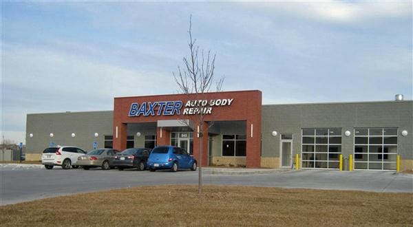 Auto Body Shops Baxter Auto Locations In Omaha Ne