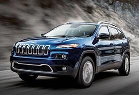 New Jeep Suvs Crossover Vehicles At Baxter Auto In Omaha Ne