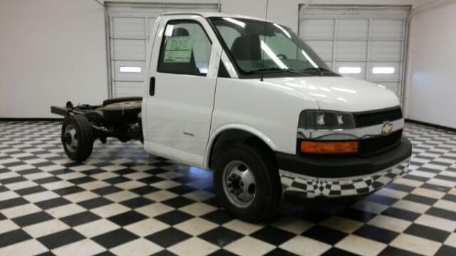 Used 2011 Chevrolet Express Cutaway Diesel For Sale In