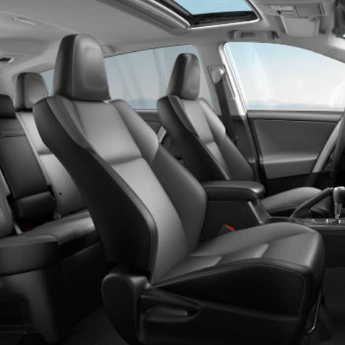 2016 Toyota RAV4 Seating - Prince Frederick