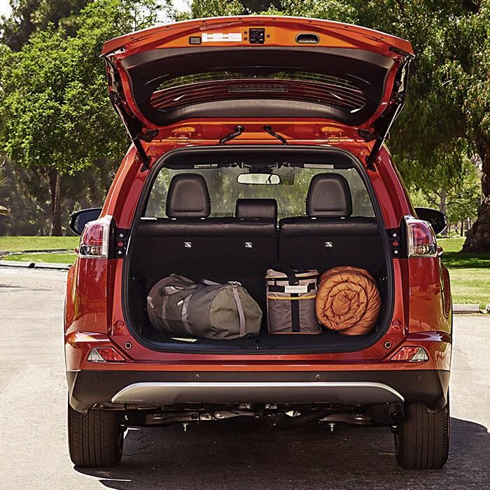 2016 Toyota RAV4 Cargo - Prince Frederick