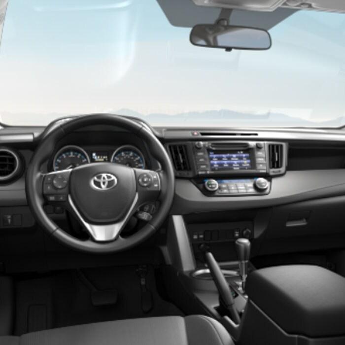 2016 Toyota RAV4 Dashboard - Prince Frederick