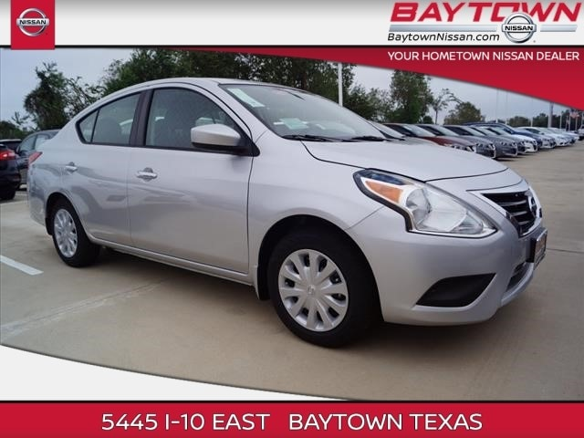 2018 Nissan Versa 16 SV This 2018 Nissan Versa Sedan SV is offered to you for sale by Baytown Nis