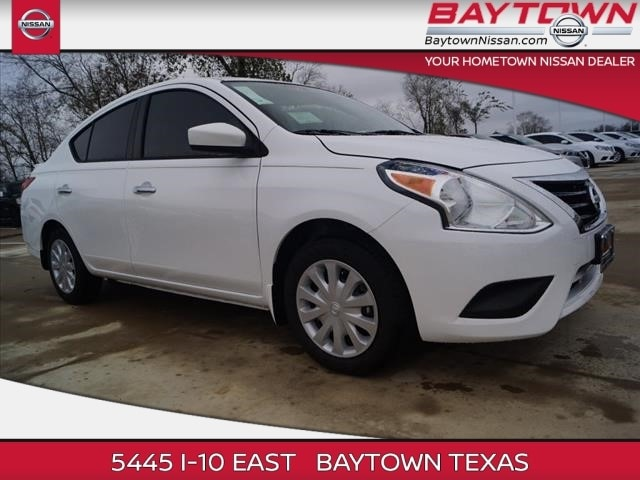 2018 Nissan Versa 16 SV Contact Baytown Nissan today for information on dozens of vehicles like t