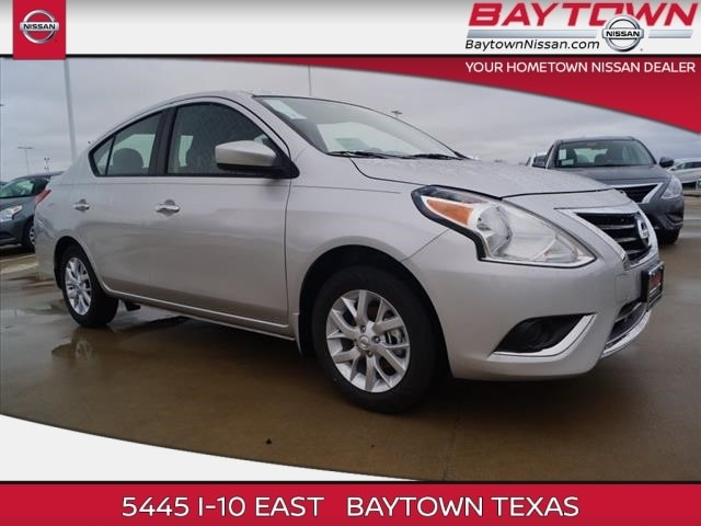 2018 Nissan Versa 16 SV This outstanding example of a 2018 Nissan Versa Sedan SV is offered by Ba