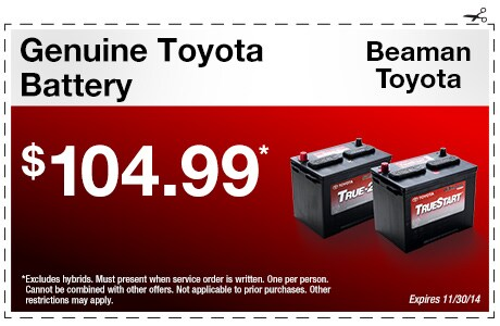 Madison Toyota Dealer >> Toyota Parts Specials Nashville, TN | OEM Auto Parts | Near Murfreesboro & Madison