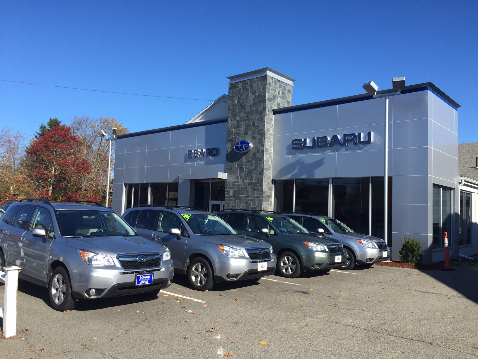 Beard Subaru Used Cars