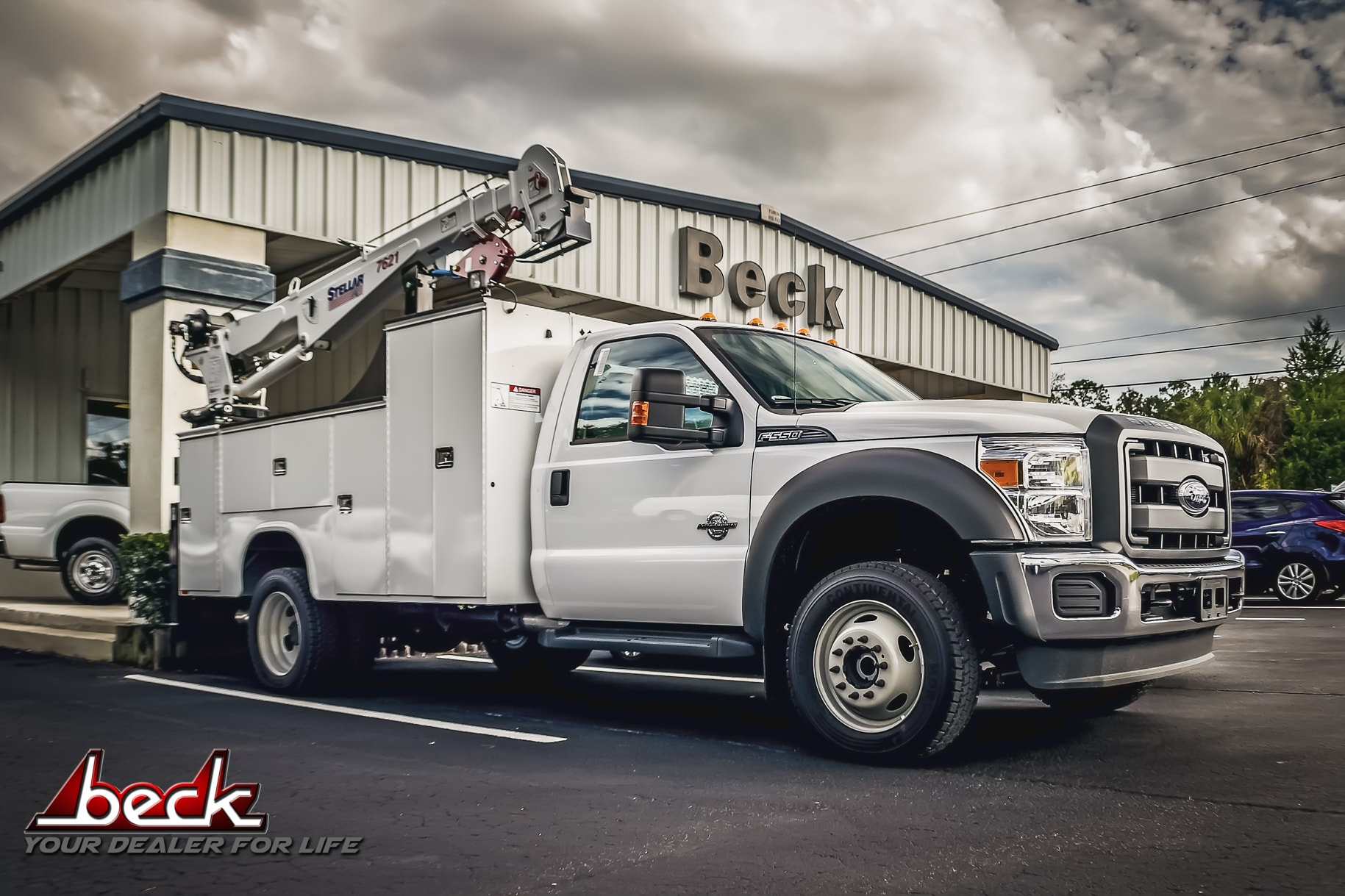 New 2015 Ford f 550 Chassis