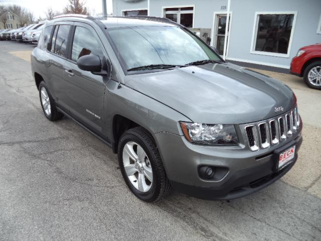 Used 2014 Jeep Compass Sport 4x4 For Sale In Linn Mo