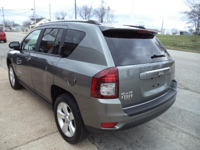 used 2014 jeep compass sport 4x4 for sale in freeburg mo. Black Bedroom Furniture Sets. Home Design Ideas