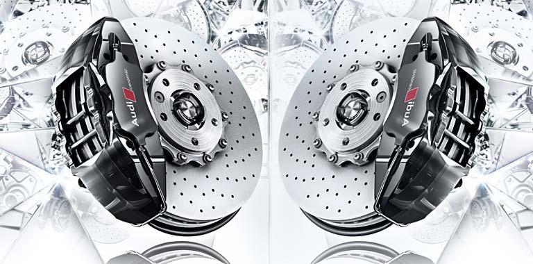Audi Brake Rotors in Cincinnati