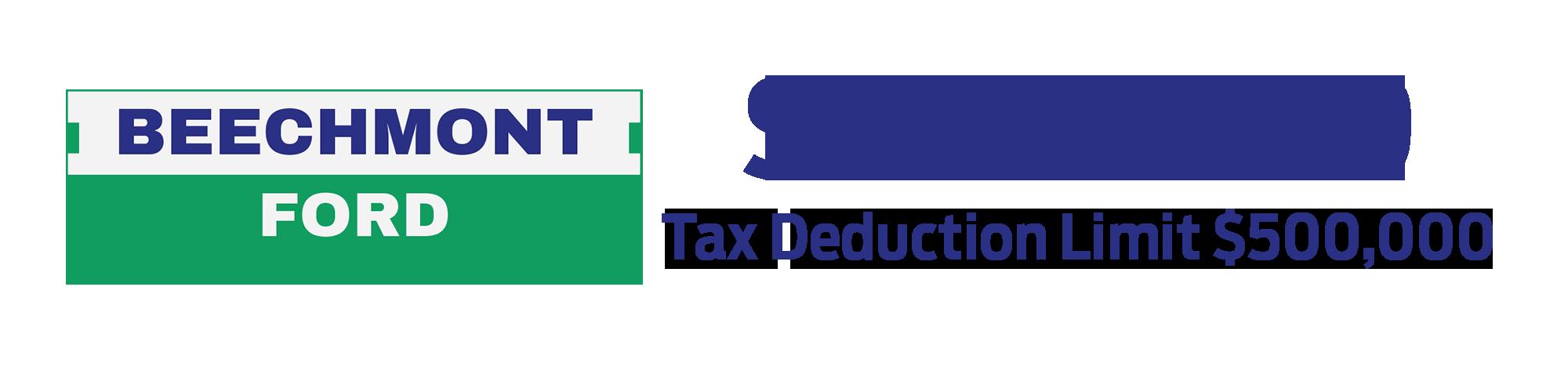 Section 179 tax break