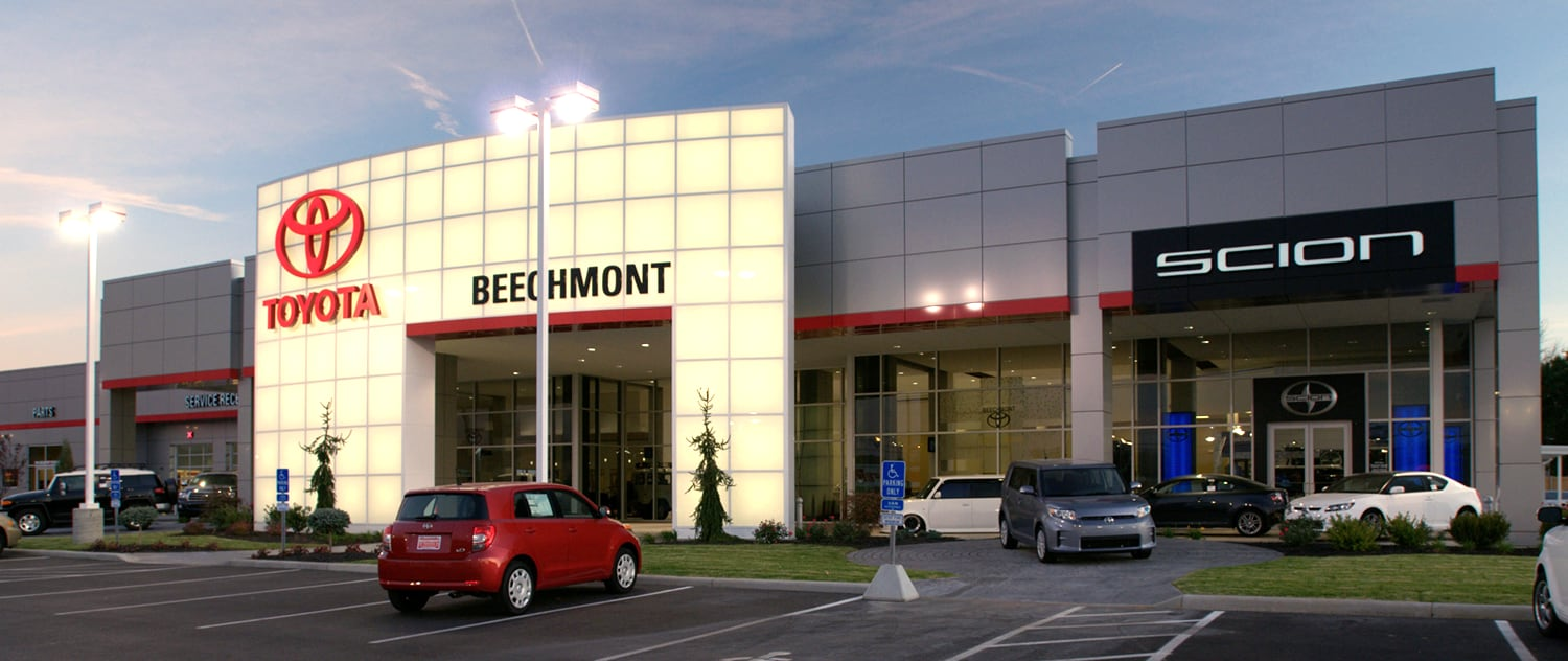 Beechmont Toyota Dealer Cincinnati Ohio