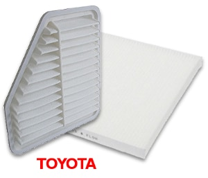 Toyota Cabin Air Filter Coupon