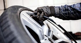 Toyota Tire Repairs in Cincinnati