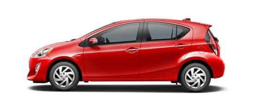 Toyota Prius C Rebate Offer Cincinnati