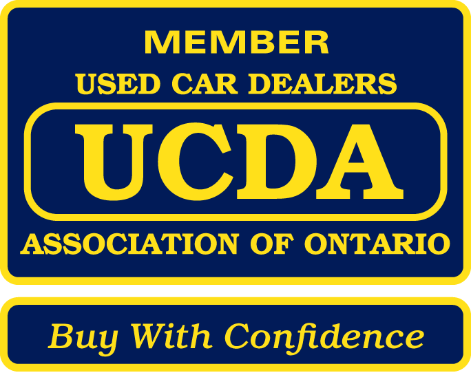 When looking to buy a used car, look for a dealership bearing the UCDA sticker.