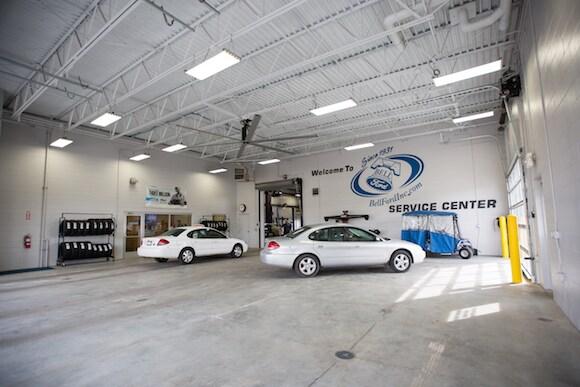 Arlington WI Ford repair