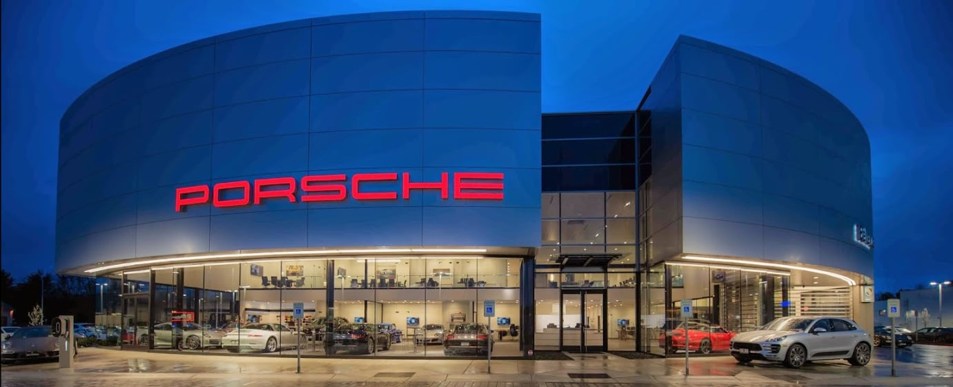 Porsche Bellevue Porsche Dealership Near Me In Bellevue